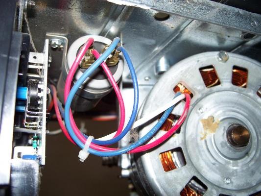 Craftsman Garage Door Opener Motor Not Working, Clicking Sound-000_0104.jpg