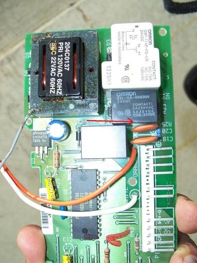 Craftsman Garage Door Opener Motor Not Working, Clicking Sound-000_0110.jpg