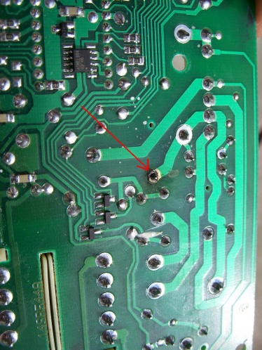 Craftsman Garage Door Opener Motor Not Working, Clicking Sound-000_0112.jpg