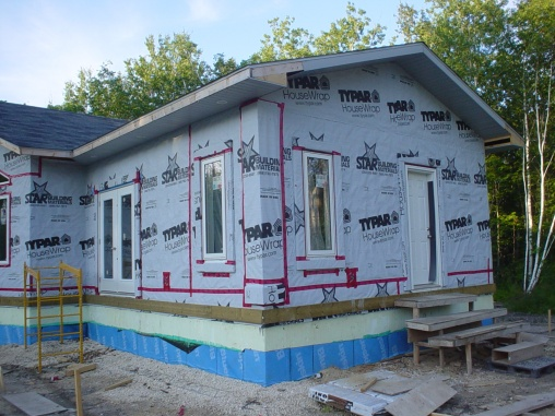 How to wire over icf for parge/stucco-001.jpg