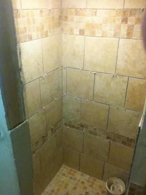 Tile Shower Stall Issues 001 Jpg