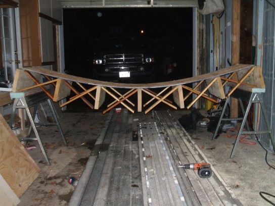 Strutting between floor joists building construction for Floor joist bridging
