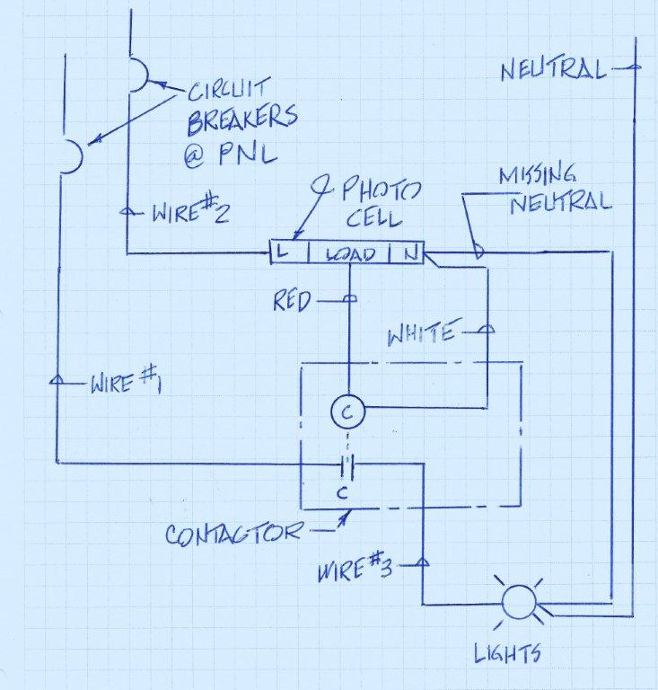 Lights to photocell contactor wiring diagram wiring diagram issue with a definite purpose contactor and photo cell electrical photocell sensor circuit diagram lights to photocell contactor wiring diagram asfbconference2016 Gallery
