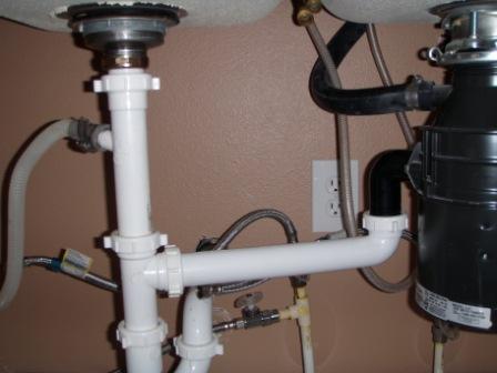 Kitchen Sink Drain Garbage Disposal
