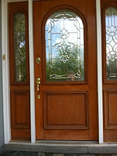 Re-staining front door-004.jpg