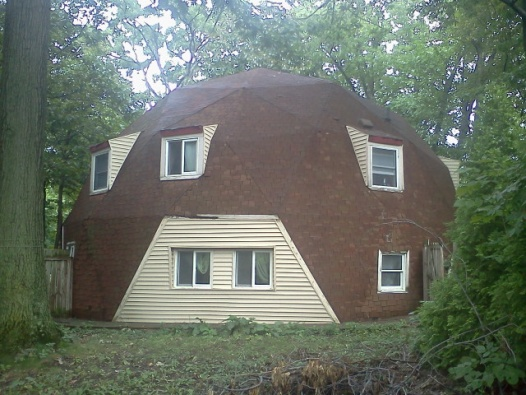 Geodesic Dome Needs New Roof Roofing Siding Diy Home