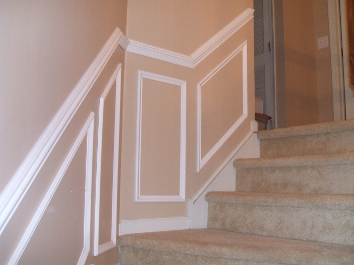 How Do I Lay Out Picture Molding Boxes Carpentry Diy