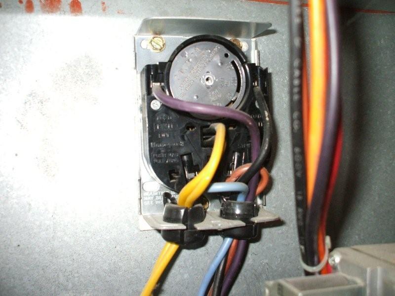 Fan Limit Switch Help Diy Home