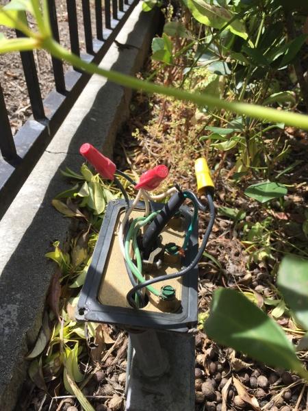 Outdoor Junction Box