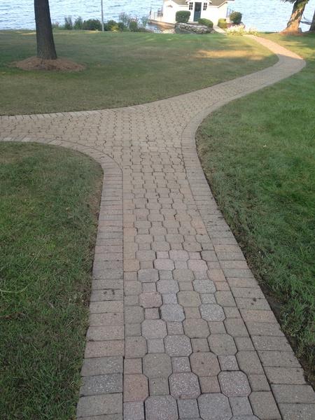 Wet Look Brick Paver Sealer Concrete Stone Amp Masonry