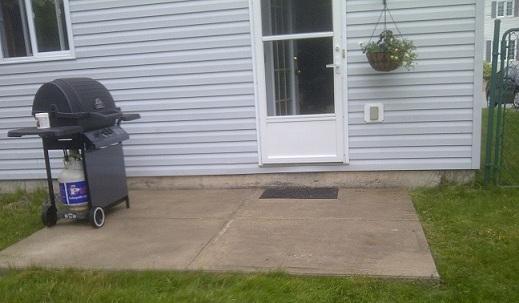 Diy house slab