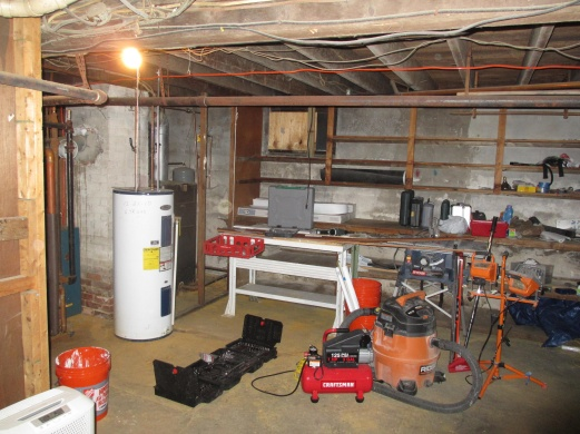 Old Basement Remodel Unique Old Basement Remodeling  Remodeling  Diy Chatroom Home . Inspiration Design