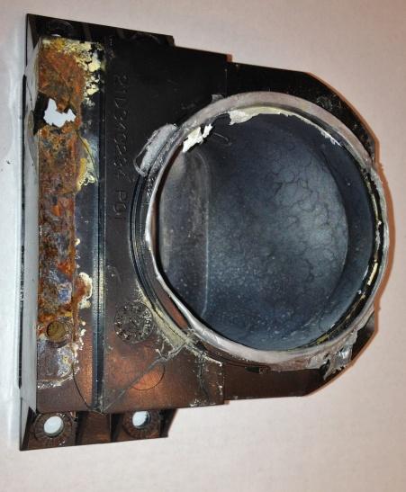 Trane Xr90 Leaking Water From Behind Inducer Hvac Diy