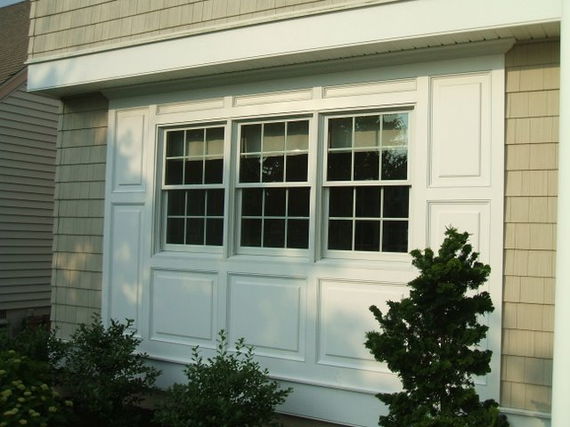 Azek Crown Moulding And Vinyl Siding - Building & Construction - DIY