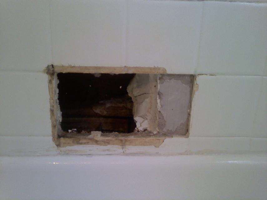 Shower Tile U0026amp; Recessed Soap Dish 0227130958