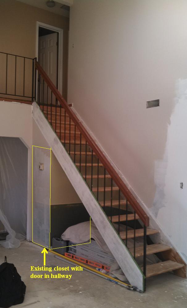 01a Open Riser Staircase Help   Convert Or Rebuild?