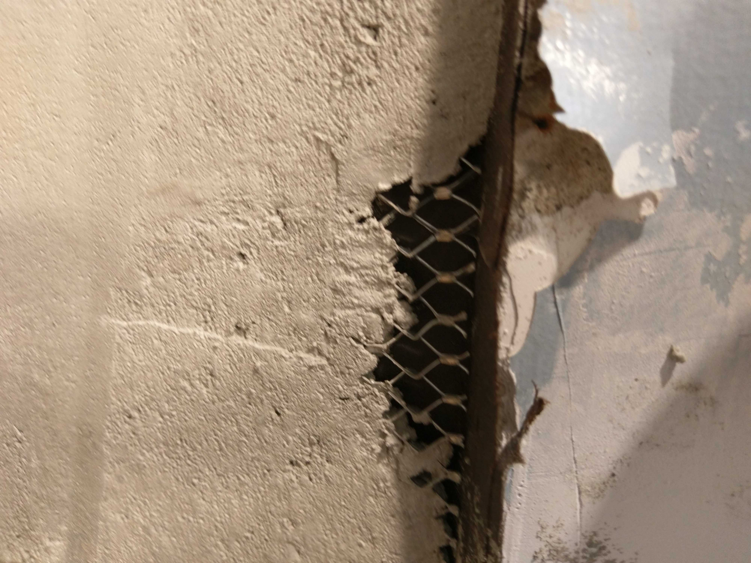 Floating Tile - Should We Be Worried? - Torn Paper and Mud Gaps-06-holes.jpg
