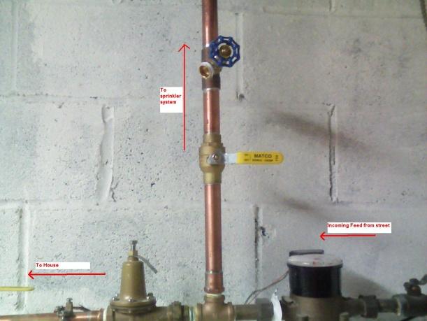 Installing a pressure-reducing valve-0619101012.jpg