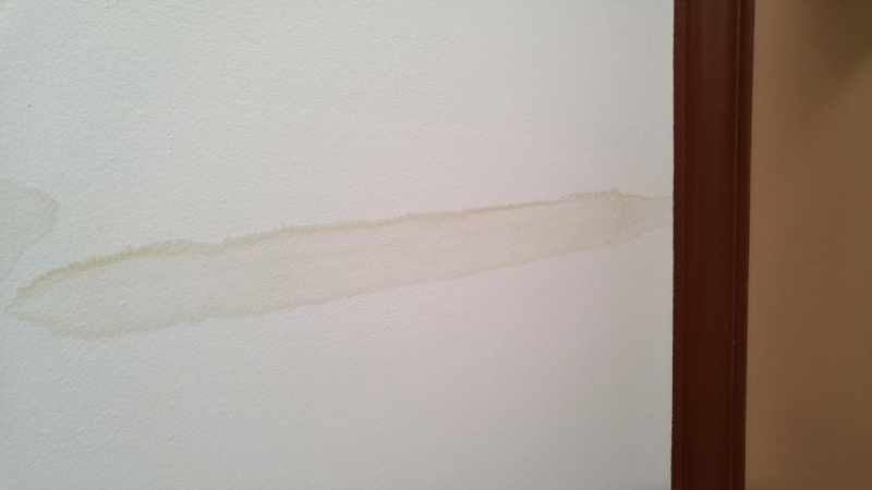 Ceiling Water Damage Drywall & Plaster DIY Chatroom Home