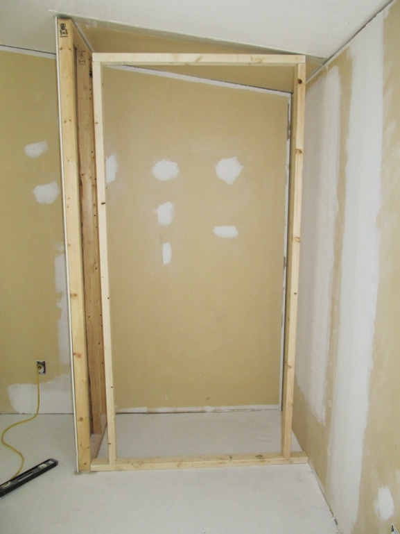 Need Help With Framing Closet - Drywall & Plaster - DIY Chatroom ...