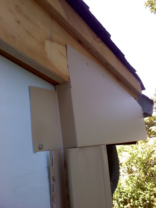 Vinyl Corner Install Problem Building Amp Construction