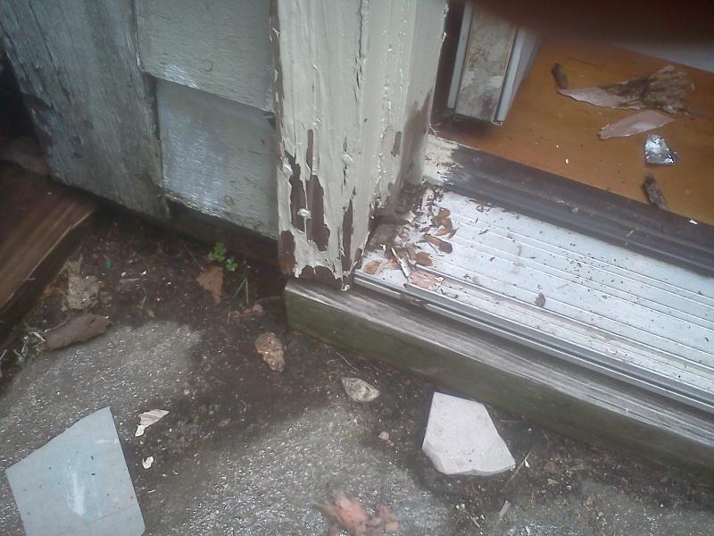Door Rot Repair Windows And Doors Diy Chatroom Home