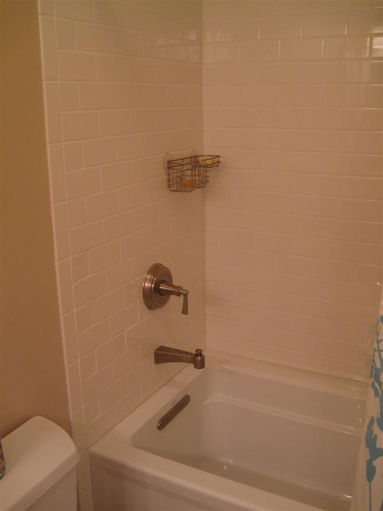 New Tub W Flange Tile Surround Amp Underlayment Ques