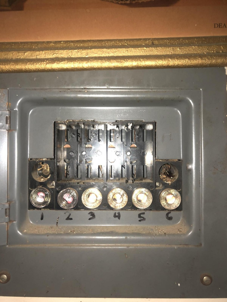 [DIAGRAM_0HG]  1950s Federal Fuse Box - Electrical - DIY Chatroom Home Improvement Forum | Federal Fuse Box |  | DIY Chatroom