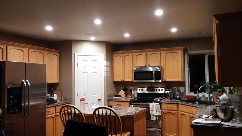 Kitchen Recessed Lighting Positioning 0906152048