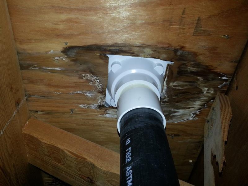How to repair tiled shower drain leak-1.jpg