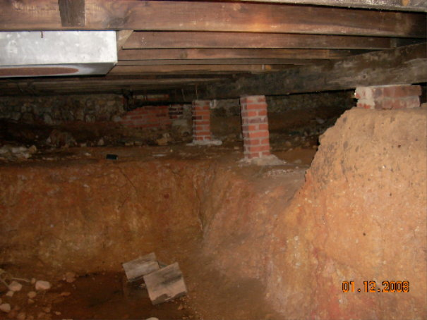 Should I paint the Crawl Space Wood Joists? They are exposed?-1.jpg