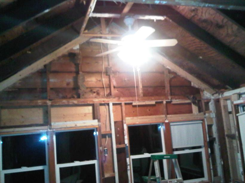 Another 2x6 Cathedral Ceiling Building Amp Construction