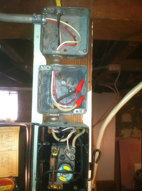 Confused By Furnace Wiring - Electrical