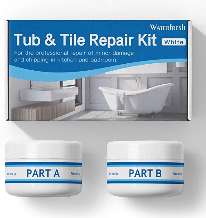 Repair or Replace?  Small Rust Spot on BathTub-1.jpg