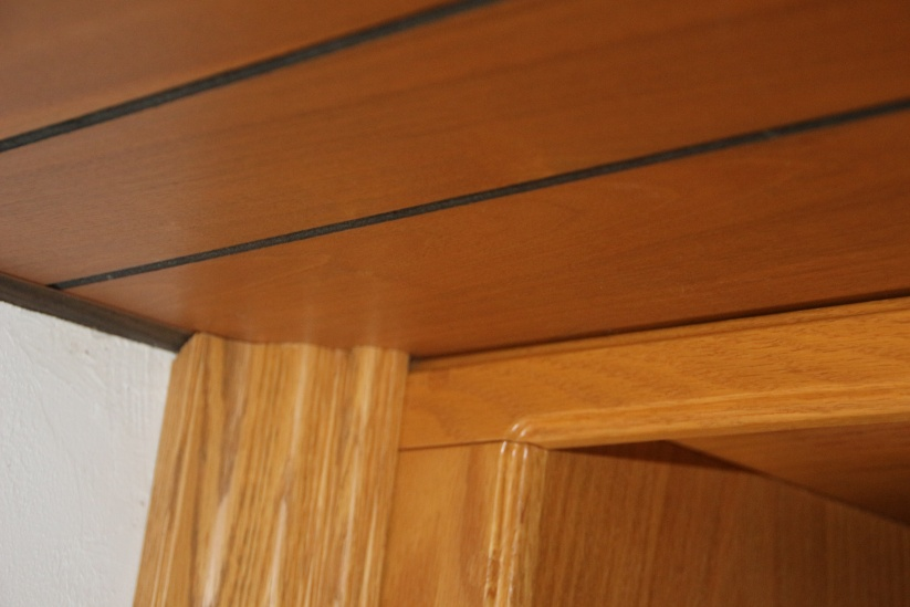 Covering Wood Paneling with drywall-1.jpg