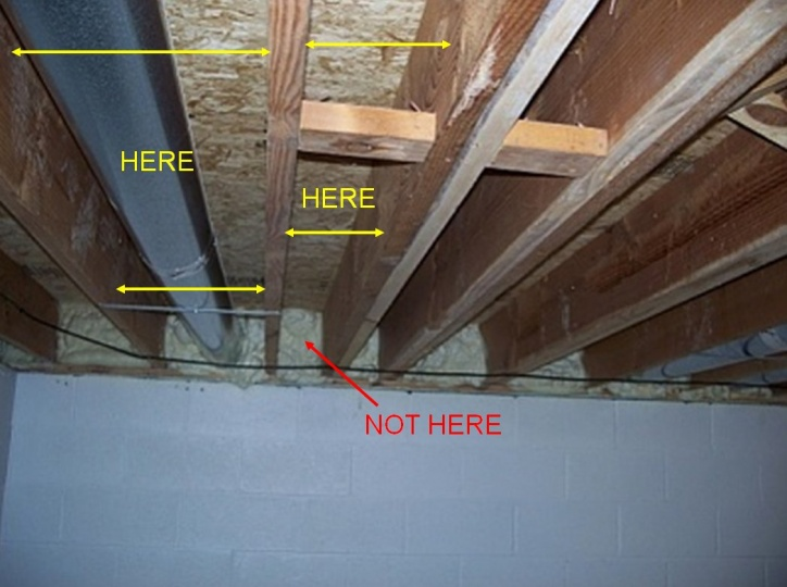 Rim Joist Insulation Best Option Insulation Page 2 Diy Chatroom Home Improvement Forum