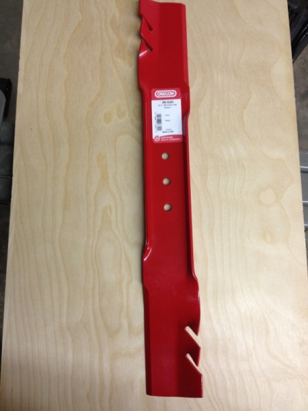 Leaf Mulching Blade For Snapper 21 Quot Mower Tractors