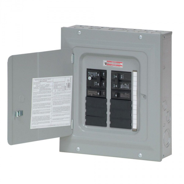 What Does 10 Spaces  20 Circuits Mean On A Circuit Breaker Panel  - Electrical