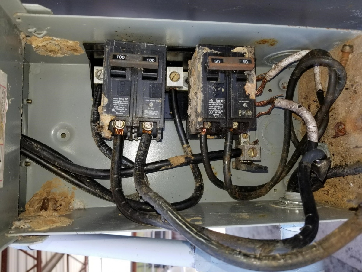 Upgrading Electrical Panel From To Cost on