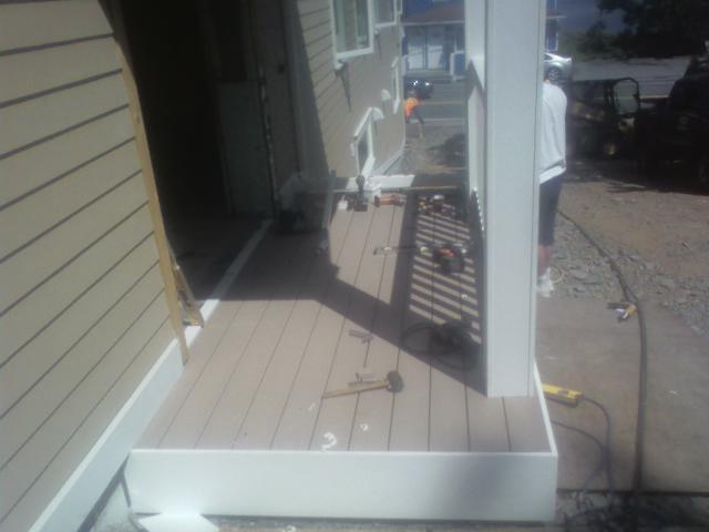 pressure treated wood paint