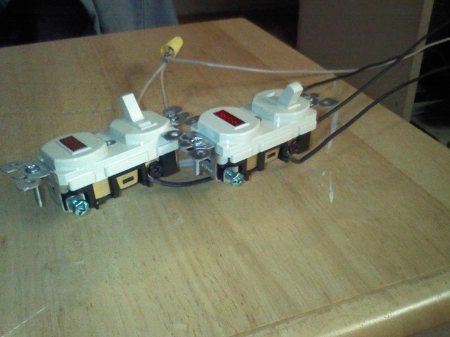 Wire Two 3way Switches Both With Pilot Lights