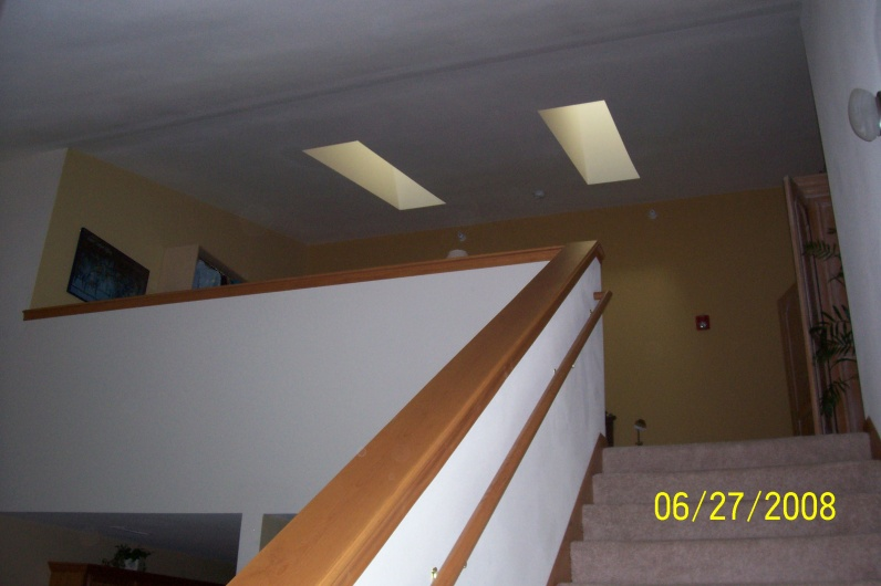 Can You Enclose A Loft Space Somehow Remodeling Diy