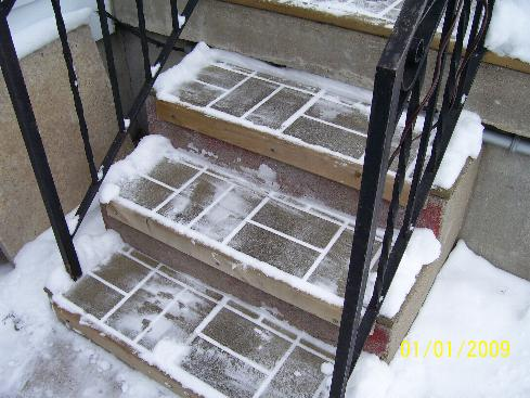 Covering Concrete Stairs With Wood 100_1319 ...