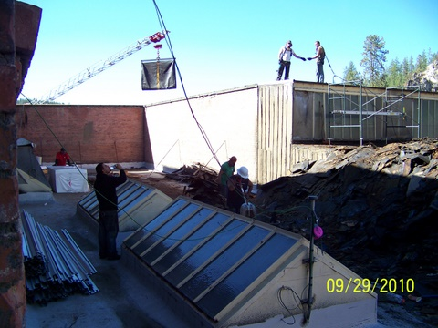 Repair and Maintence of a Torch down roof.-100_1575.jpg