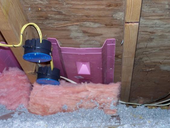 Insulating semi finished attic need info general diy insulating semi finished attic need info 1001618g solutioingenieria Images