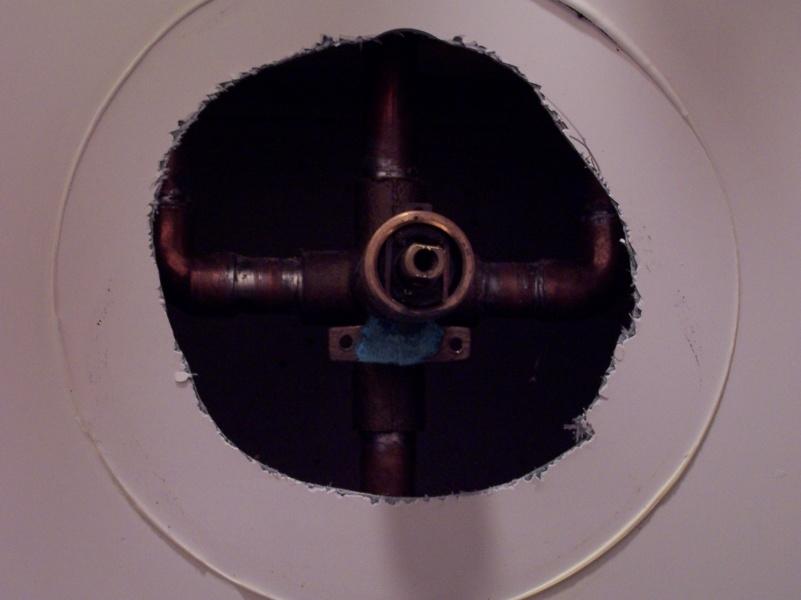 How Do I Remove A Moen Shower Faucet Cartridge - Plumbing - DIY ...