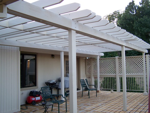 Pergola over existing deck-100_2235.jpg ... - Pergola Over Existing Deck - Building & Construction - DIY Chatroom