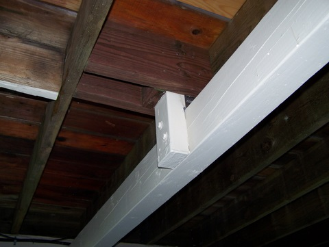 ... Pergola over existing deck-100_2237.jpg ... - Pergola Over Existing Deck - Building & Construction - DIY Chatroom