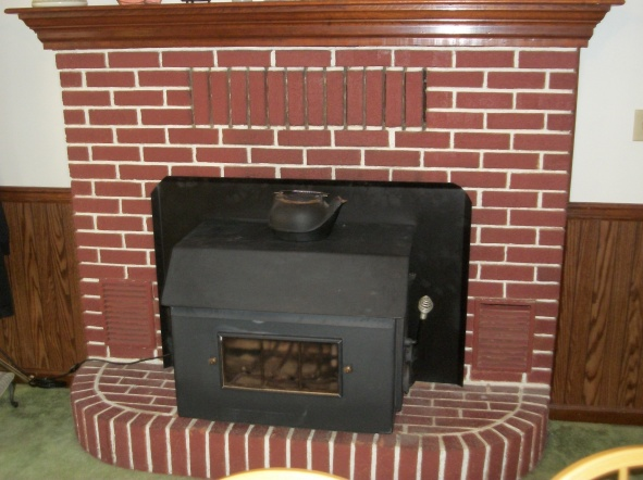 Fireplace Insert Vs Heatilator Concrete Stone Masonry Diy
