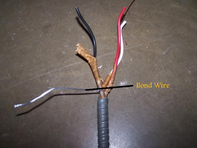 Armored Cable Grounding : Armored cable electrical diy chatroom home improvement
